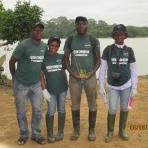 equipe-de-green-connexion-sur-la-sanaga