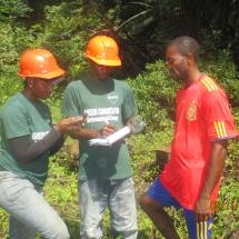 equipe-de-green-connexion-sur-les-cascade-de-memvele