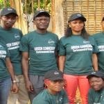The Green Connexion team
