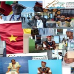 The Cameroonians of the COP 14, Egypt 2018